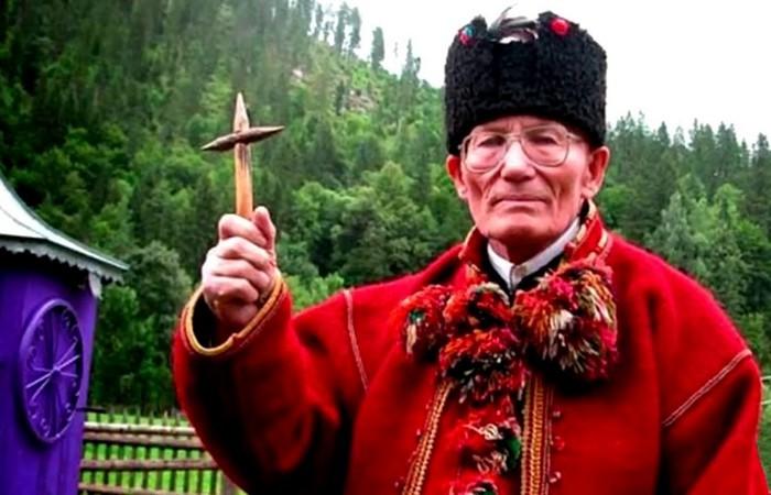 Гуцульский мальфар Нечай./ Фото: timeout.ru